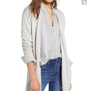 Madewell Summer Ryder Cardigan Sweater